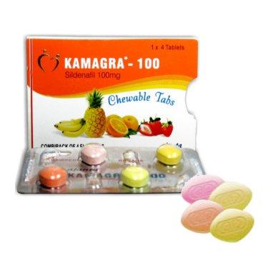 Kamagra chewable tabs