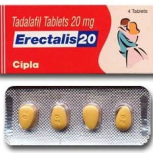 Tadacip Tadalafil Tablets (cialis) IP 20mg – 10 tablets