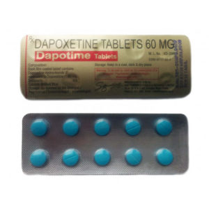 Dapotime Dapoxetine Tablets 60mg